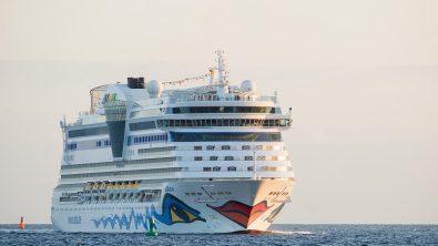 Kreuzfahrtschiff AidaDiva (Quelle: Aida Media)