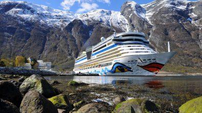 Kreuzfahrtschiff AIDAluna  (Quelle:Aida Media)