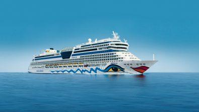 Kreuzfahrtschiff Aidamar (Quelle: Aida Media)