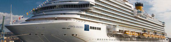 Kreuzfahrtschiff Costa Diadema(Quelle: Costa Kreuzfahrten)