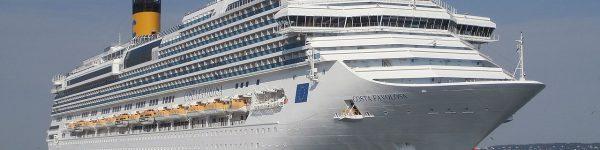 Kreizfahrtschiff Costa Favolosa (Quelle: Costa Cruises)