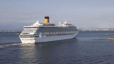 Kreuzfahrtschiff Costa Magica (Quelle: Costa Cruises)