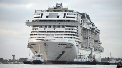 MSC Bellissima (Quelles: MSC Cruises)