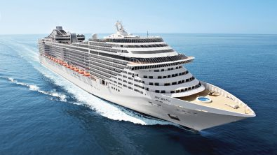 MSC Divina (Quelle MSC Cruises)