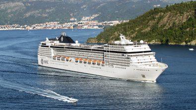 MSC Poesia (Quelle: MSC Cruises) by Hochseereise.de