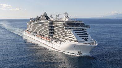 MSC Seaside (Quelle MSC Cruises) by Hochseereise.de