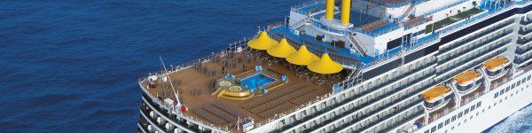 Kreuzfahrten auf der Costa Luminosa (Quelle: Costa Cruises)