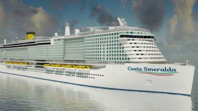 Costa Smeralda (Quelle: Costa Cruises)