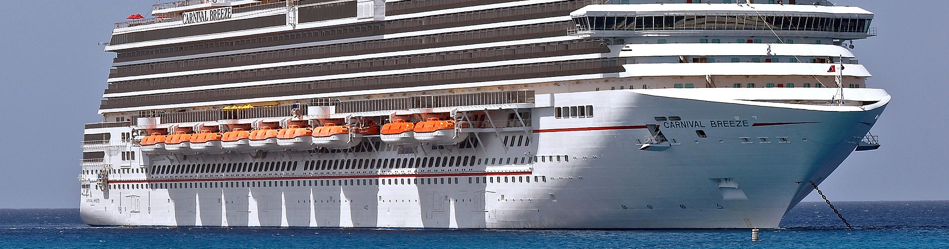 Carnival Cruise Lines Breeze