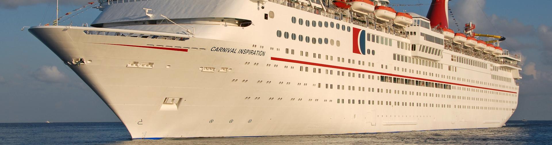 Carnival Inspiration bei hochseereise.de