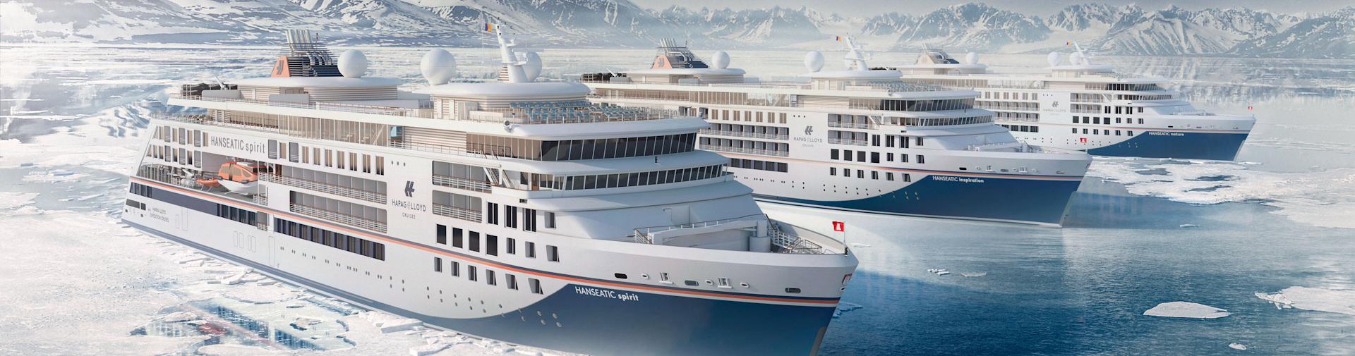 Hapag LIoyd neue Schiffe