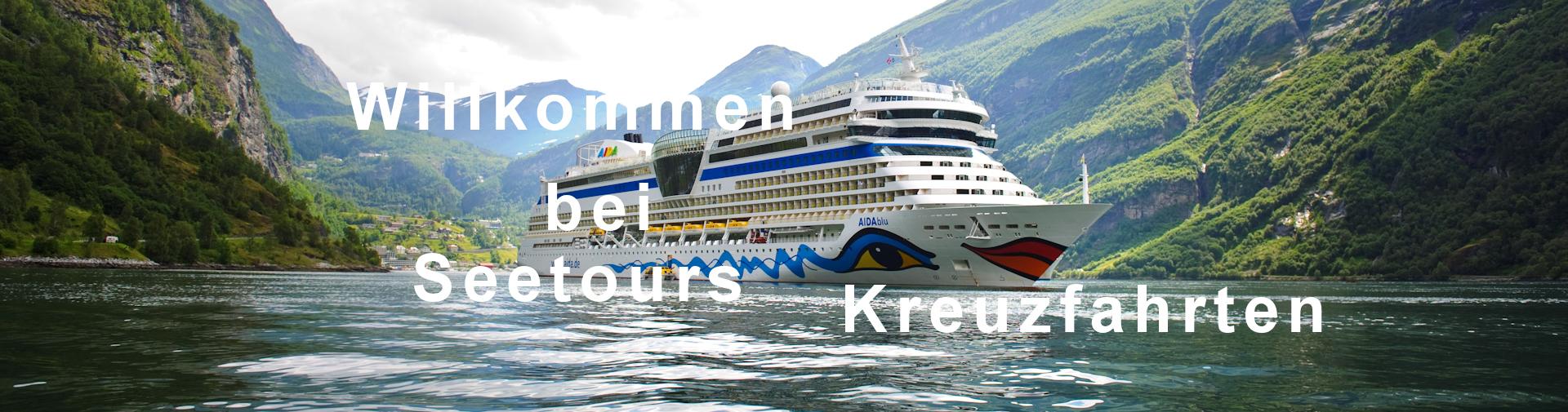 Willkommen bei Seetours