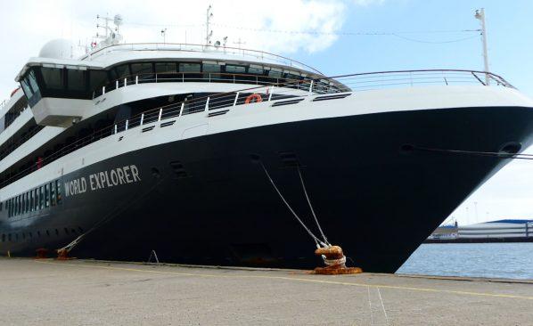 World Explorer - Nicko Cruises
